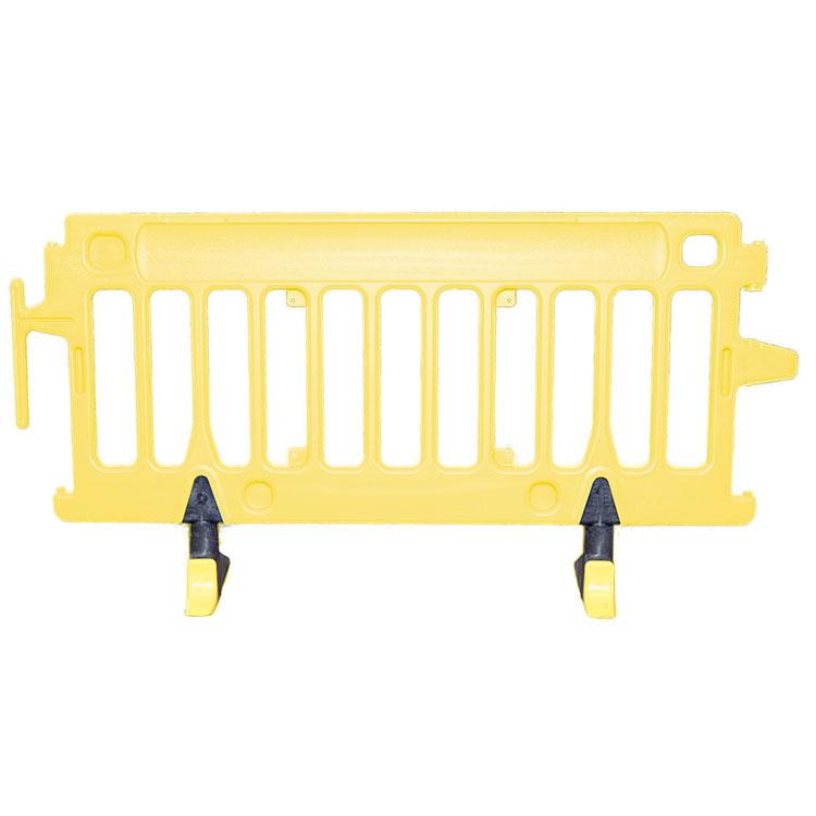 Barriere colossa jaune