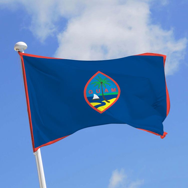 Pavillon Guam