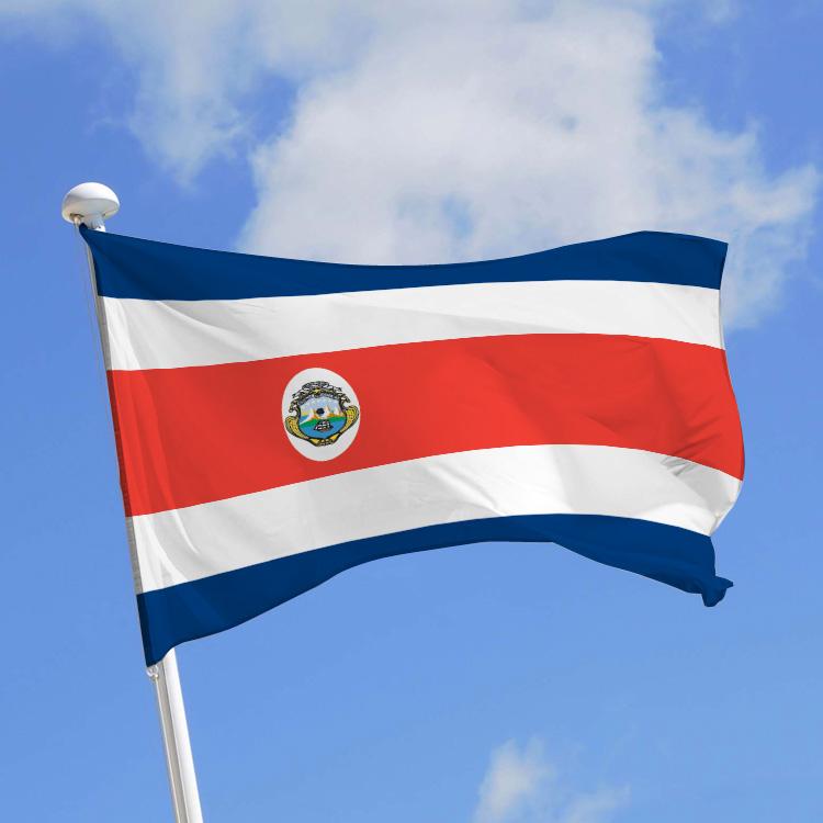 Pavillon du Costa Rica