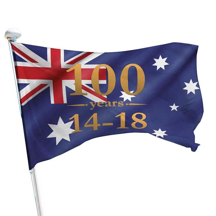 Pavillon Australie Centenaire 14-18