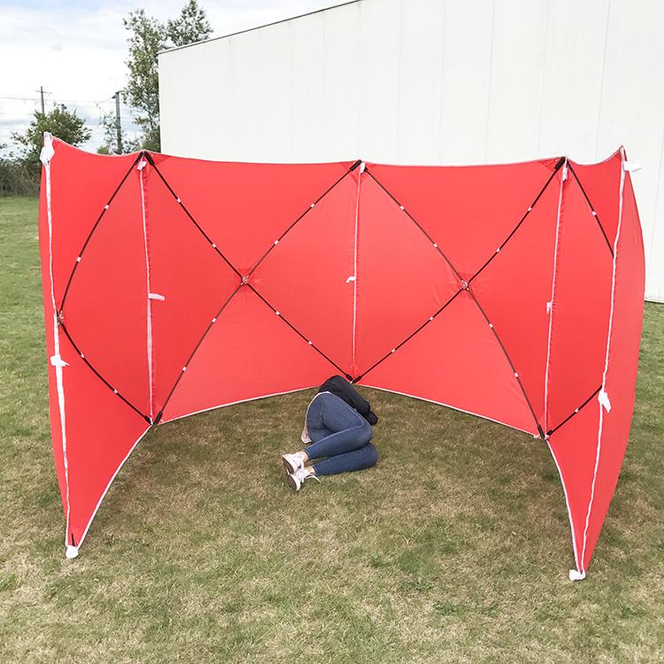 Paravue Hopup rouge