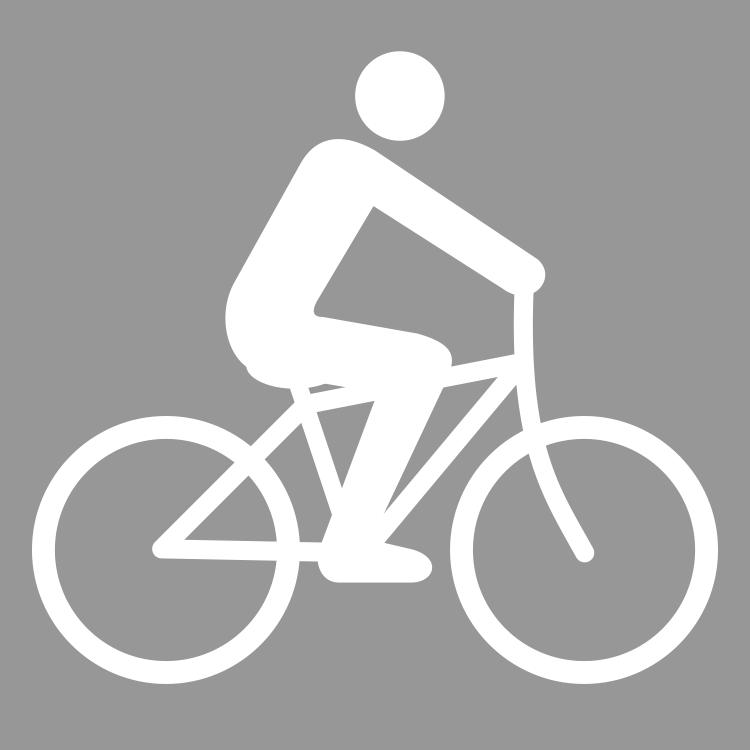 Pochoirs cycliste