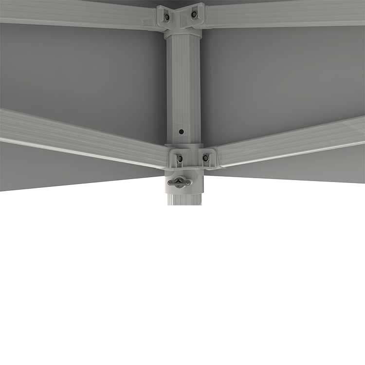 Armature en aluminium