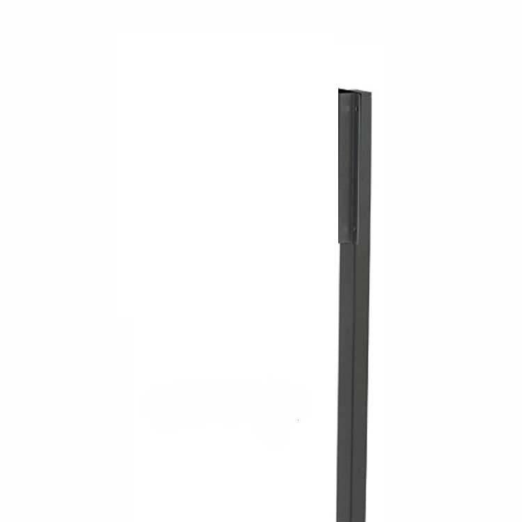 Poteau Urbane gris