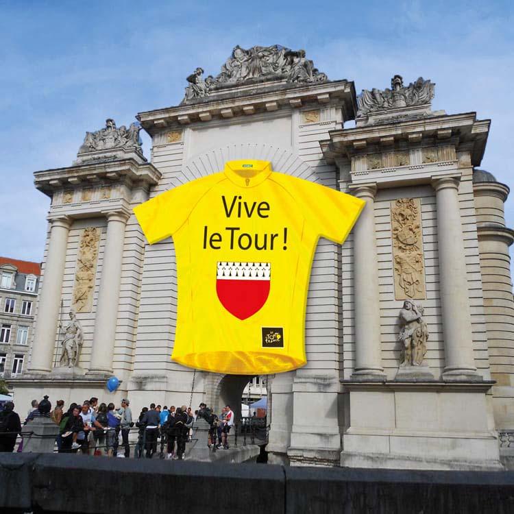 Maillot Géant Tour de France