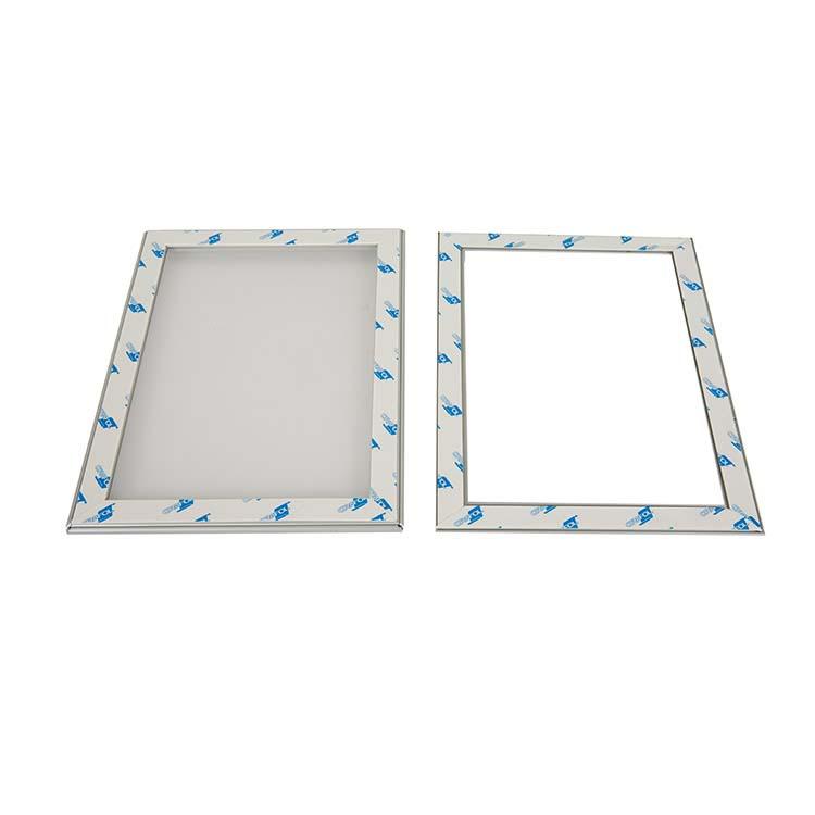 adhésif du porte affiche pour vitrine 25 mm