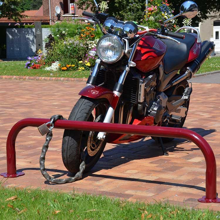 Arceau pour motos