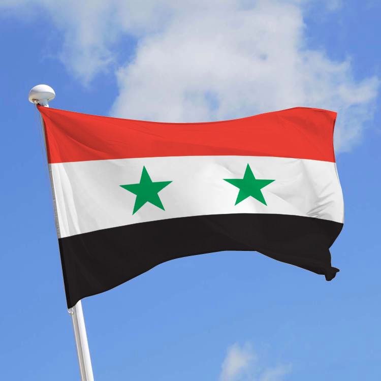 syrie drapeau - Photo