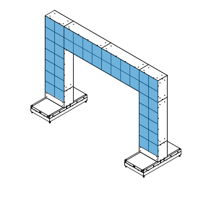 Arche intégrale